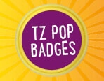 TZ Pop Badges