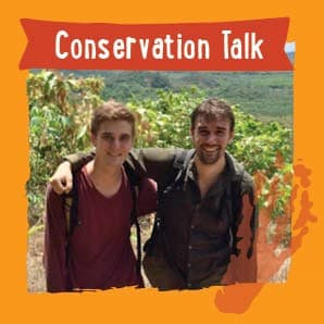 conservation talk – thumbnail