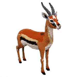Great Brick Safari - Gazelle