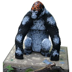 Great Brick Safari - Gorilla