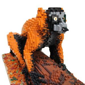 Great Brick Safari - Lemur