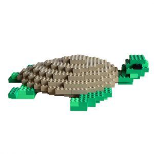 Great Brick Safari - Turtle
